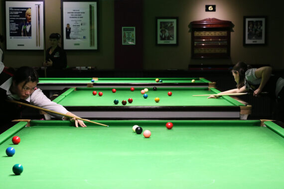 Snooker at Northern Snooker Centre
