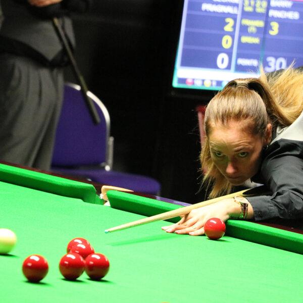 Reanne Evans wins in Germany
